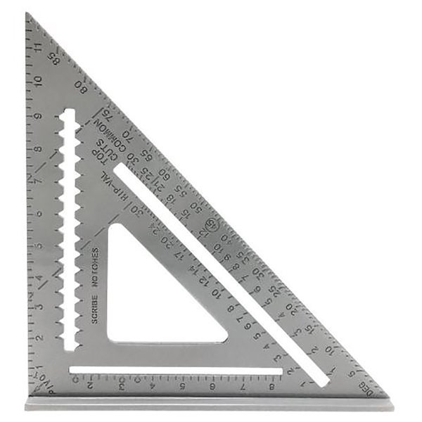 블루텍-삼각자 각도자 BD-AS018B 187x187x264mm (1EA)