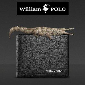WilliamPOLO-남성지갑 반지갑 카드지갑 남자 181393