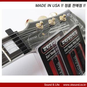 Buznut 기타 개방현 버즈너트 뮤트용 특허품 기타연주