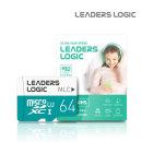 리더스로직 Micro SDXC MLC 메모리 UHS-I 64GB +정품+