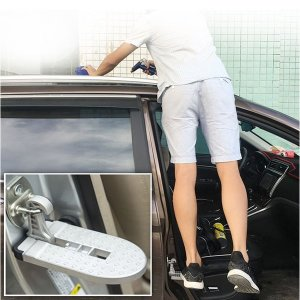 차량용 루프발판 세차용 사다리 도어발판 사이드스텝