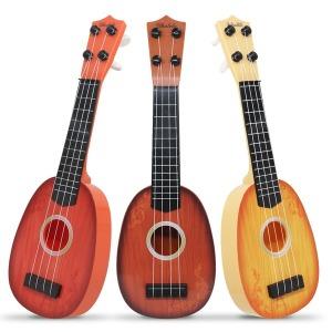 기타교육용악기 기타 장난감 연주가능 모방 악기