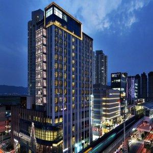 |경남 호텔| 김해 아이스퀘어 호텔 (김해 장유)