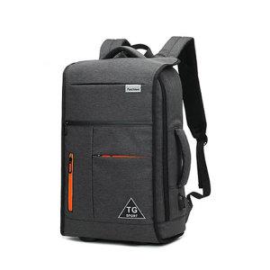 활동적인 비지니스 남자 에반스 백팩 노트북 가방