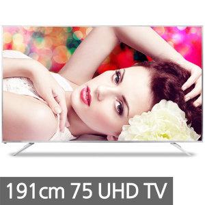 UHDTV 191cm 75 4K 티비 LED UHD 울트라HDTV 삼성패널