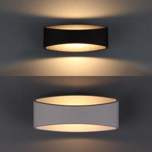 LED 벽등 복도등 베란다 라운드 슬림 벽등 5W LG칩