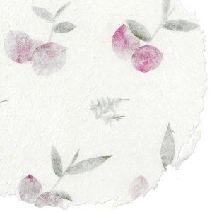 한지 수제꽃잎지 6색/한지공예/한지포장지