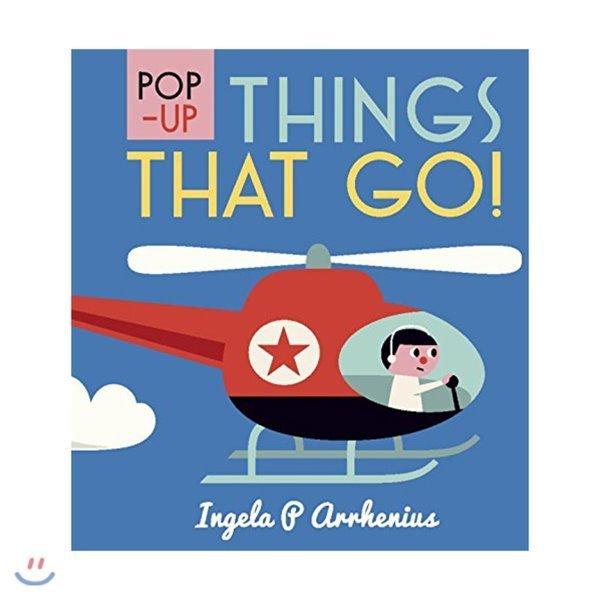 Pop-up Things That Go   Ingela P Arrhenius