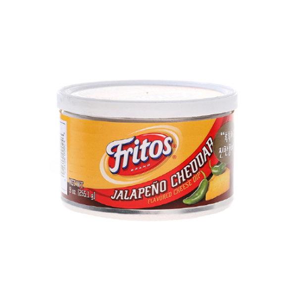 프리토스 할라피뇨 체다치즈 딥소스 (255.15g) 1개