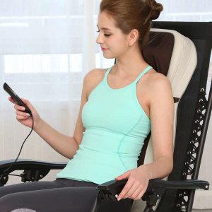 (현대Hmall) 제스파  터치바디밸런스 두드림+주무름 등허리 의자형 안마기 마사지기 ZP943