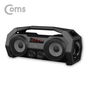 블루투스 스피커 FM 라디오 USB MicroSD 20W KY203