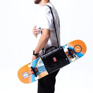 스케이트보드캐리어 스케이트보드크로스백 보드가방