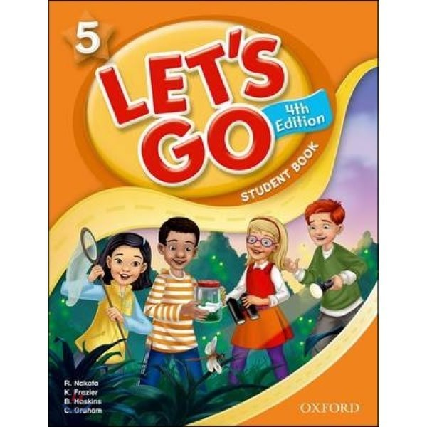 4판  Let s Go 5 : Student Book : Beginning to High Intermediate  Ritzuko Nakata  Karen Frazier  ...