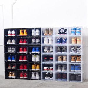 (빠른직구)신발정리대 aj 신발 케이스 2개 세트S8340