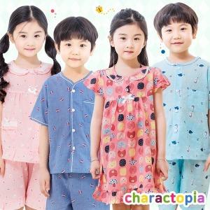 아동 잠옷세트/여름/파자마/바지잠옷/주니어/원피스