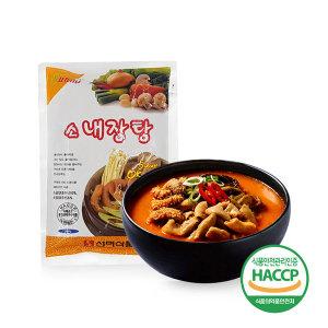 선미식품 소내장탕 600g /식자재/레토르트/식재
