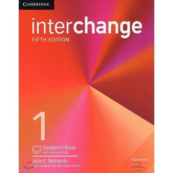 5판  Interchange Level 1 : Student s Book with Online Self-Study 5 E  Jack C  Richards  Jonathan...