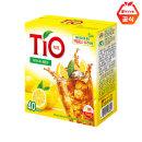 동서 아이스티 티오 레몬 40T