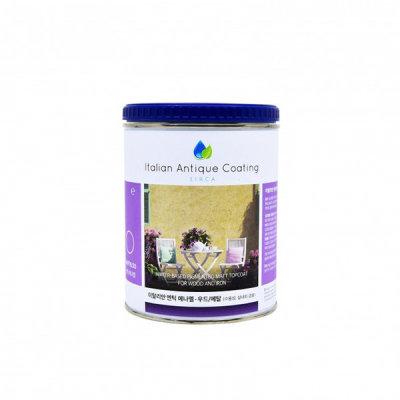 Sirca 이탈리아 에나멜 나무 철재 페인트 1L