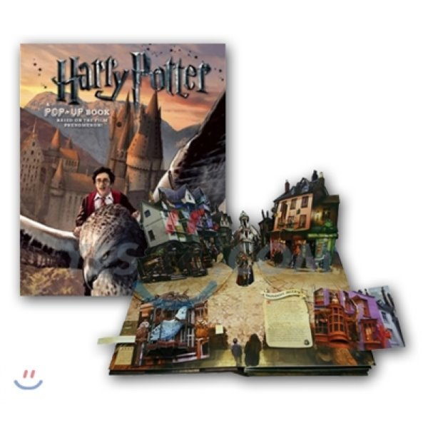 Harry Potter : A Pop-up Book : 해리 포터 팝업북  Andrew Williamson(ILT) Bruce Foster(CRT)