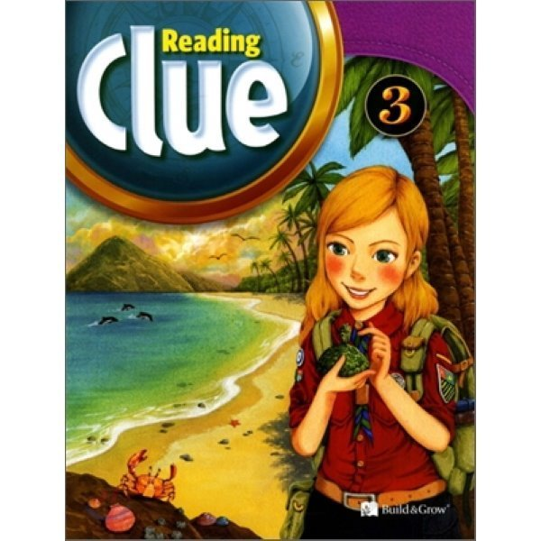 Reading Clue 3 : Student Book + Workbook + Audio CD  Rebecca Cant