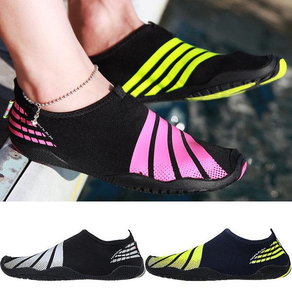 K 016 커플 아쿠아슈즈 운동화 샌들 슬리퍼 신발