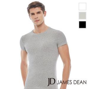 JHMRV031 제임스딘 면스판 남성 반팔 티셔츠 런닝