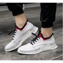 남성 스니커즈 운동화 고급 신상 신발 명품 가죽 편한