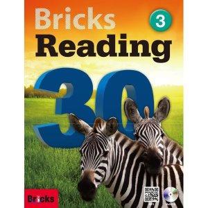 Bricks Reading 30 3 : 영어학습 6개월 - 1년차