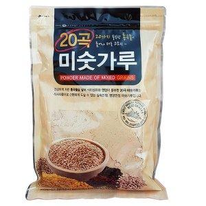 20곡 미숫가루 800g+800g /식사대용/선식 :