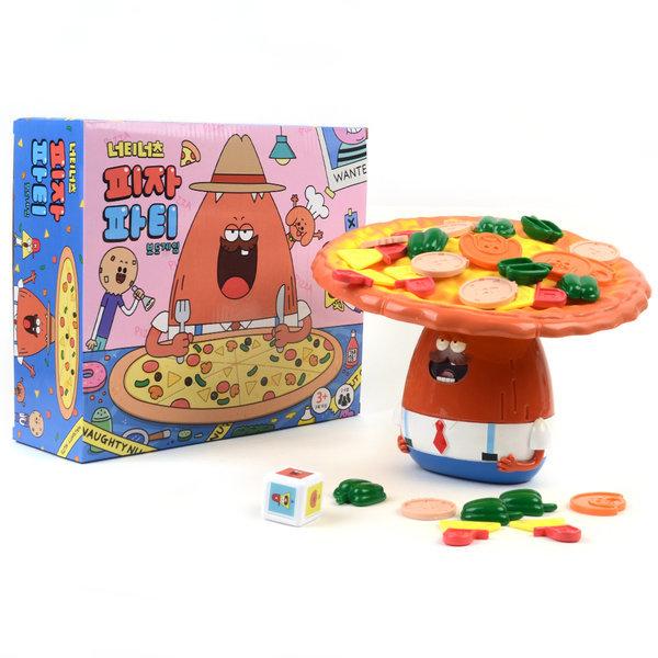 18000 너티너츠 피자 파티 실내놀이 보드게임 피자토