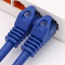 기가 인터넷 연결 UTP 랜 케이블 선 2M 파랑