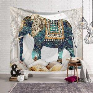 대형 패브릭포스터 럭셔리 코끼리