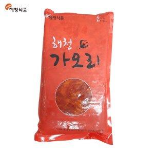 해청식품 가오리무침 2kg 간재미무침