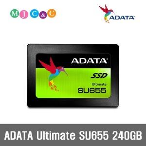 ADATA 공인온라인 Ultimate SU655 SSD 240GB COIT