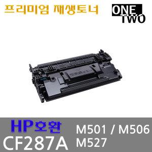 재생 CF287A M501n M527z M527dn M527f M506x CF287