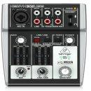 베링거 XENYX-302USB 오디오믹서 아날로그믹싱콘솔