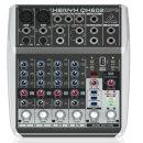 베링거 XENYX-QX602MP3 오디오믹서 아날로그믹싱콘솔