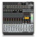 베링거 XENYX-QX1222USB 오디오믹서 아날로그믹싱콘솔