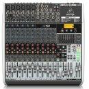 베링거 XENYX-QX1832USB 오디오믹서 아날로그믹싱콘솔