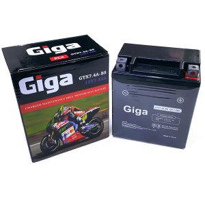 혼다 PCX125 배터리 GTX7.4A-BS/GIGA/오토바이배터리