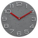 클래식 그레이 벽시계 인테리어 벽걸이시계 특가할인