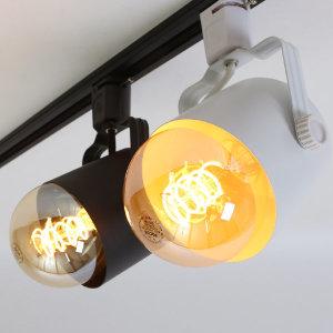 LED 레일조명 원통 레일등 숏타입 LED 레일조명