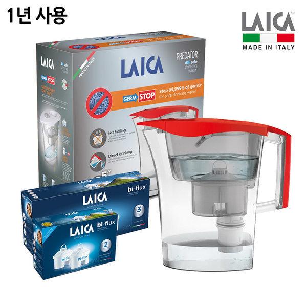 라이카 정수기 프레데터 + F2M + F3M (1년 사용)