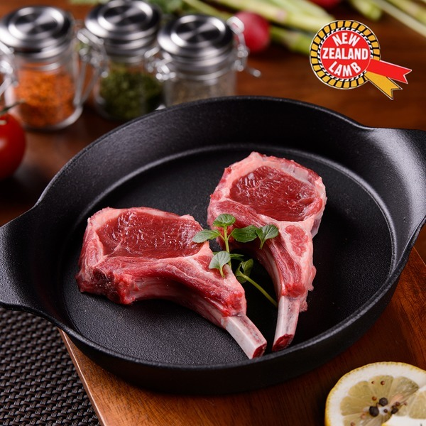 태릉선수촌납품 프랜치랙1kg+향신료/양고기/양갈비