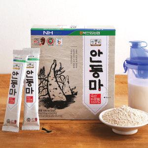 안동마 마가루 스틱 100포+쉐이커/1개 산약촌 안동참마