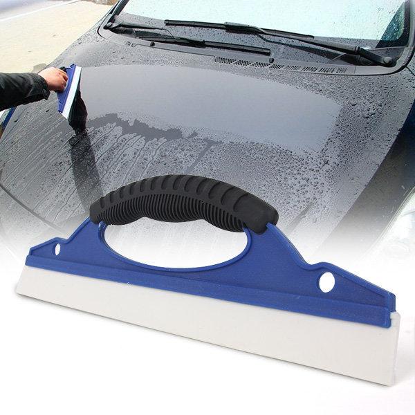 (물기제거기) 세차 용품 셀프 청소 헤라 유리닦이