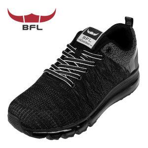 BFL 4002 블랙 에어 운동화 런닝화 신발 10mm쿠션깔창