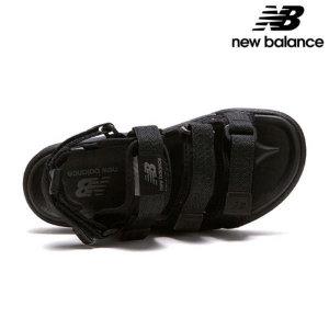 (현대Hmall)뉴발란스 SD3205BBW 공용 샌들 여름 신발 슬리퍼 카라반 신발