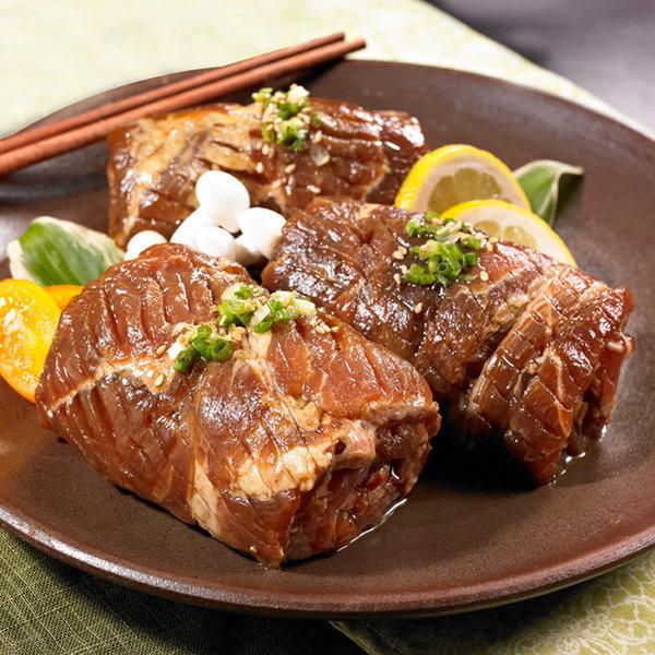 아로니아 왕구이 1.2kg+1.2kg 총 2.4kg 돼지목살 갈비